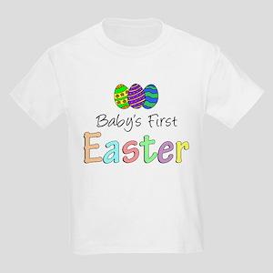 Baby's First Easter Kids Light T-Shirt