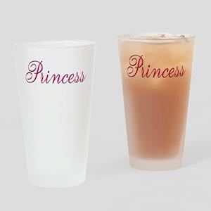 Princess - Drinking Glass