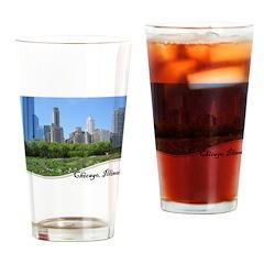 Chicago - Drinking Glass