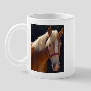 Sunlit Horse Mug