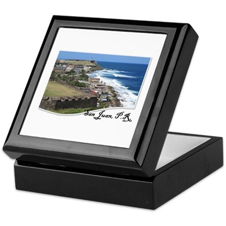 San Juan - Keepsake Box