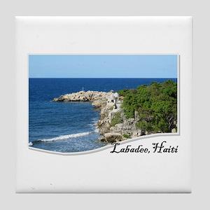Labadee - Tile Coaster