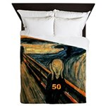 Scream 50th Queen Duvet