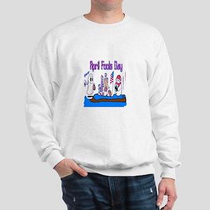 April Fools MIX UP Sweatshirt