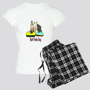 April Fools Day Women's Light Pajamas