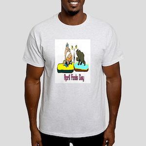 April Fools Day Light T-Shirt