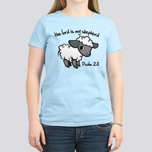 The Lord is my Shepherd Women's Light T-Shirt