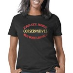 Create more conservatives  Women's Classic T-Shirt