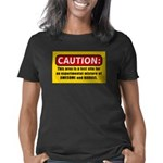 Awesome and Badass Women's Classic T-Shirt