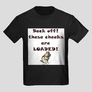 Cheeks Loaded Kids Dark T-Shirt