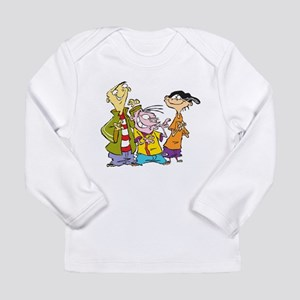 Ed, Edd & Eddy Long Sleeve Infant T-Shirt