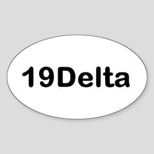 19D Sticker