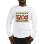 Religious Freedom Long Sleeve T-Shirt
