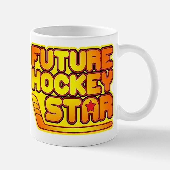 Future Hockey Star Mug