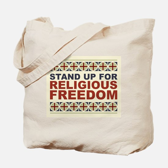 Religious Freedom Tote Bag