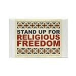 Religious Freedom Rectangle Magnet (100 pack)