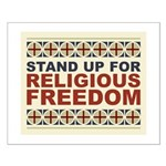 Religious Freedom Small Poster