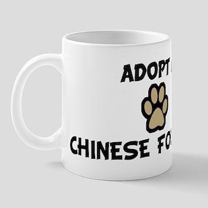 Adopt a CHINESE FOO DOG Mug