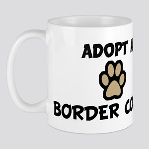 Adopt a BORDER COLLIE Mug