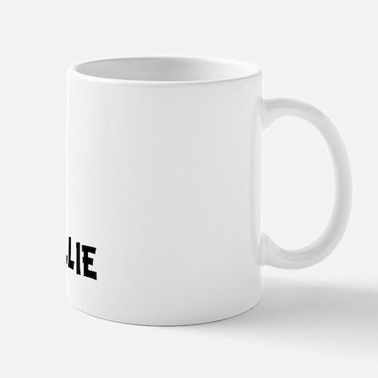 Adopt a BORDER COLLIE Mug