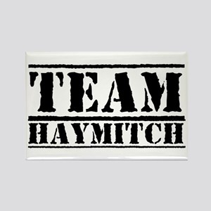 Team Haymitch Rectangle Magnet