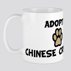 Adopt a CHINESE CRESTED Mug