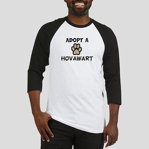 Adopt a HOVAWART Baseball Jersey