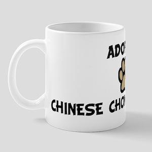 Adopt a CHINESE CHONGQING DOG Mug