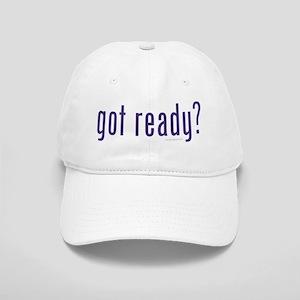 got ready? Cap