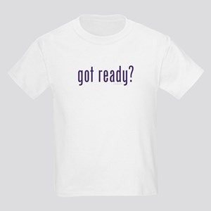 got ready? Kids Light T-Shirt