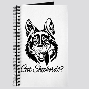 Got Shepherds? Journal