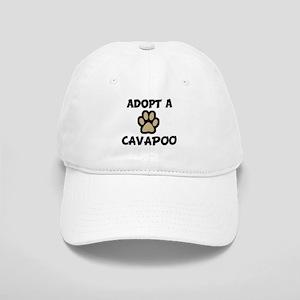 Adopt a CAVAPOO Cap