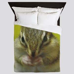 Chipmunk Queen Duvet