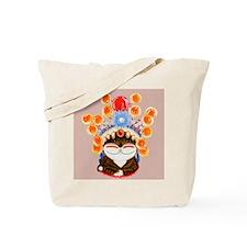 Operatic Catnip Tote Bag