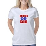 Jesus or Die Women's Classic T-Shirt
