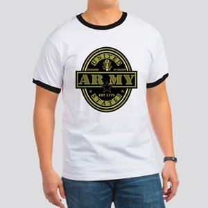 Army Oval Ringer T