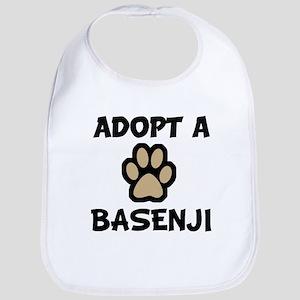 Adopt a BASENJI Bib