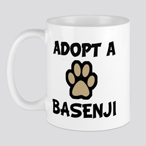 Adopt a BASENJI Mug