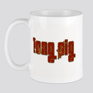 Long Pig Logo Mug