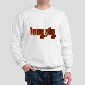 Long Pig Logo Sweatshirt