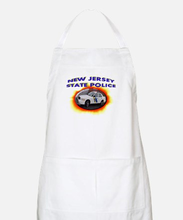 New Jersey State Police Apron