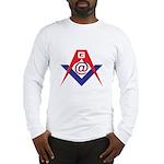 Web Savvy Masons Long Sleeve T-Shirt