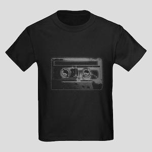 Cassette Tape Kids Dark T-Shirt