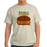 DoubleCHEESE! Light T-Shirt