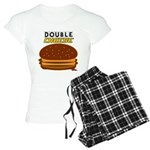 DoubleCHEESE! Women's Light Pajamas