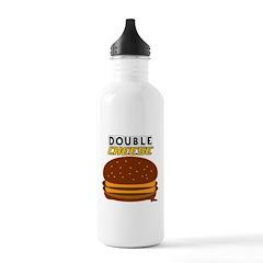 DoubleCHEESE! Water Bottle
