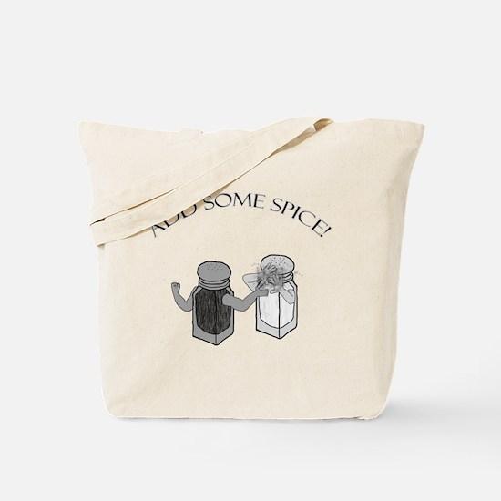 Add Some Spice Tote Bag