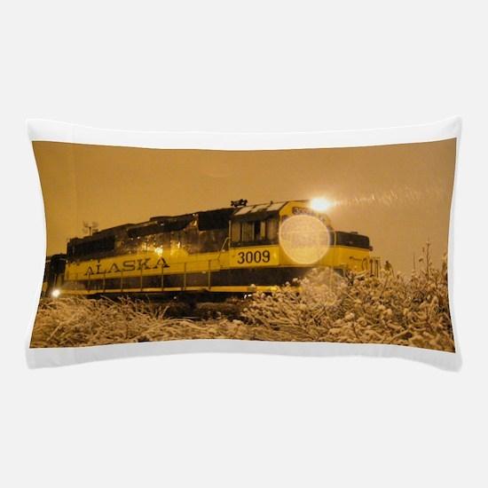 Alaska Railroad #01 Pillow Case