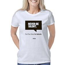 Never Be Silent Women's Classic T-Shirt