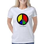 Try a peace Women's Classic T-Shirt